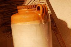Free Glass Jar Royalty Free Stock Image - 8797196