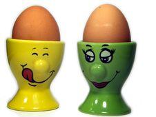 Nice Eggs Royalty Free Stock Photo