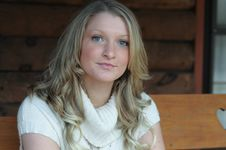 Free Blond Teen Royalty Free Stock Photos - 8797878