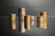 Free Coins Stock Image - 8798411