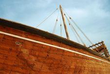 Dhow 3 Stock Photography