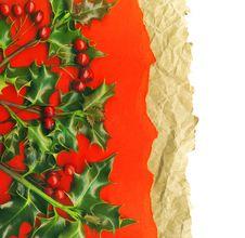 Free Christmas Card Stock Photo - 8799550