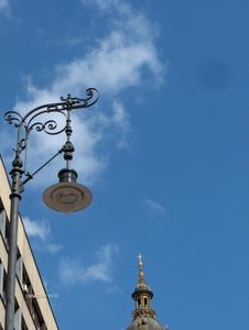 Free Streetlamp And Sky Royalty Free Stock Photo - 87962525