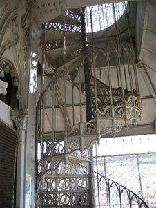 Free Iron Staircase Stock Image - 87965041
