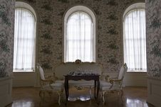 Free Rococo Style Room Stock Photography - 87965502