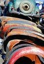 Free Fenders Stock Photos - 887723