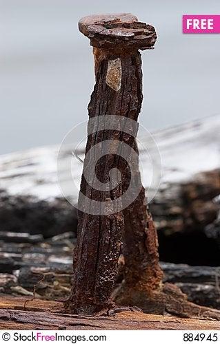 Free Rusty Rust Royalty Free Stock Photo - 884945