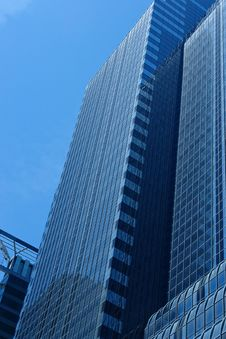 Highrise Royalty Free Stock Photography
