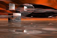 Free Alien Invasion Stock Image - 881321