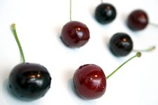 Free Cherries Stock Photo - 881440