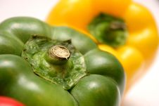 Free Peppers Royalty Free Stock Photography - 881667