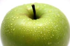 Free Green Apple Royalty Free Stock Photo - 881845