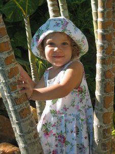 Free Tropical Child Portrait 1 Stock Images - 882064