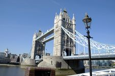 Free Tower Bridge, London Royalty Free Stock Photography - 882227