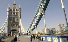 Free Tower Bridge Stock Images - 882234