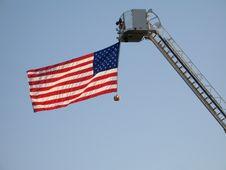 Free Ladder Flag Stock Photo - 882370
