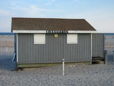 Free Lifeguard House Stock Images - 882454