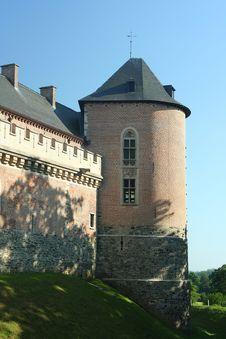 Free Castle Royalty Free Stock Photos - 883528
