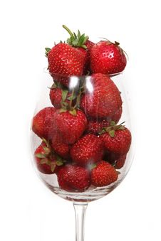 Free Strawberries Royalty Free Stock Images - 884289