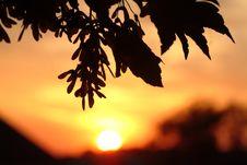 Free Sunset, Horizontal Stock Images - 886164