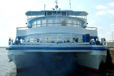 Free Ship Royalty Free Stock Image - 886256