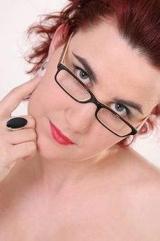 Free Girl With Glasses Stock Photos - 886783