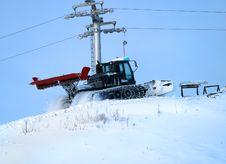 Free Snow-removing Stock Photo - 886830