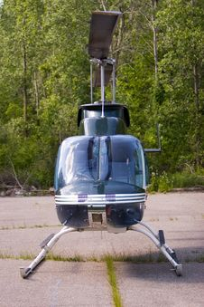 Free Helicopter Stock Image - 887961