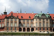 Free Warsaw Royal Castle Royalty Free Stock Images - 888989