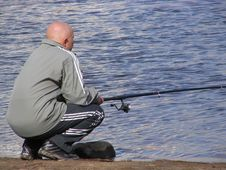 Free Fisherman Stock Photos - 889013