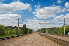 Free Rail Transport Stock Photo - 889780