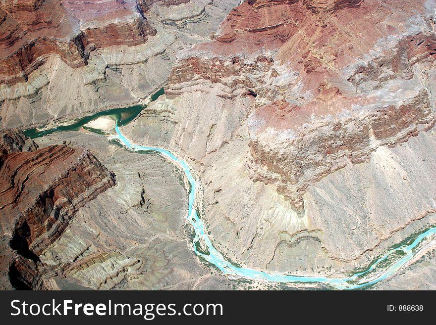 Colorado River - Grand Canyon