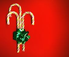 Free Candy Cane Royalty Free Stock Image - 8800046