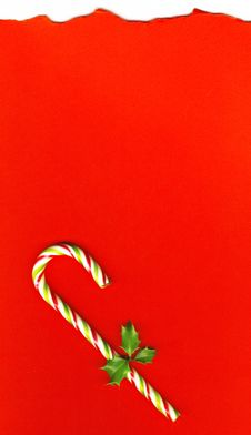 Free Candy Cane Royalty Free Stock Photo - 8800475