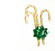 Free Candy Cane Royalty Free Stock Image - 8801176
