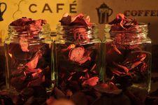 Free Roses Jam Stock Photo - 8803030