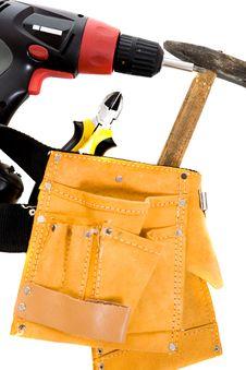 Free Tool Royalty Free Stock Image - 8803446