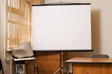 Free Lecture Hall. Stock Image - 8803541