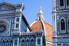 Free The Duomo In Florence Royalty Free Stock Photo - 8803955