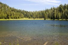 Free Sierra Lake Stock Photos - 8804493