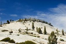 Free High Sierra Dome Royalty Free Stock Image - 8804496