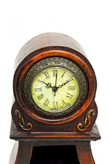 Free Old Clock Royalty Free Stock Photo - 8805985
