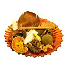 Free Potpourri Isolated Stock Photography - 8805992