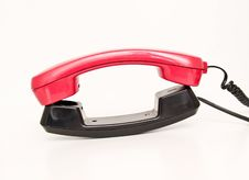 Free Red And Black Telephone Royalty Free Stock Images - 8806039