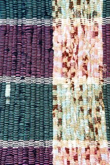 Free Recycled Textile 2 Royalty Free Stock Photography - 8806237