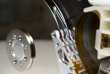 Free Hard Drive Details Royalty Free Stock Photography - 8806547