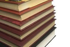 Free Heap Of Books Royalty Free Stock Images - 8806569