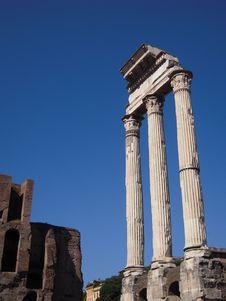 Free Corinthian Columns Royalty Free Stock Images - 8807049