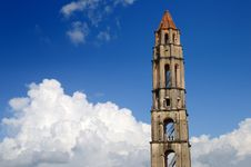 Free Trinidad Tower, Cuba Royalty Free Stock Photos - 8808668