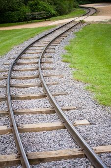 Free Rail Track Stock Photo - 8808760